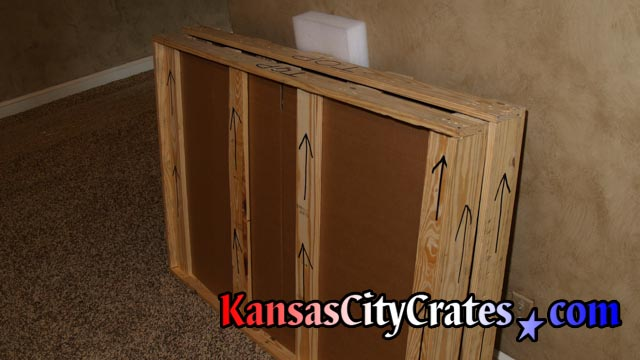 Slate crates at home in Leawood KS