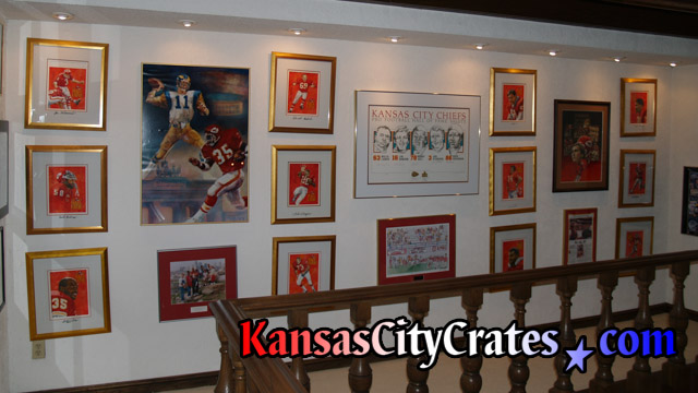 Kansas City Chiefs Hall of Fame players.