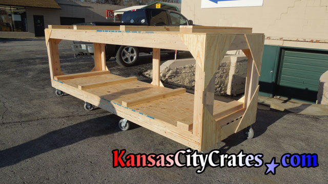 Specialty carts for transportation